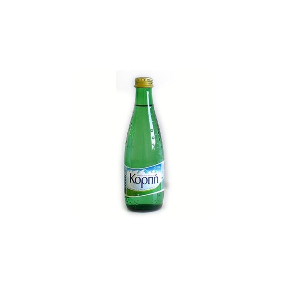 Korpi Mineralwasser mit Kohlensäure 0,33L