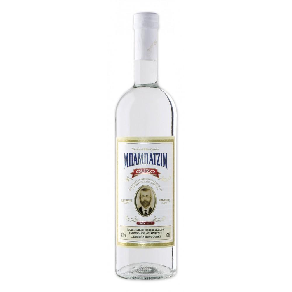Ouzo Babatzim 40% 0,2L
