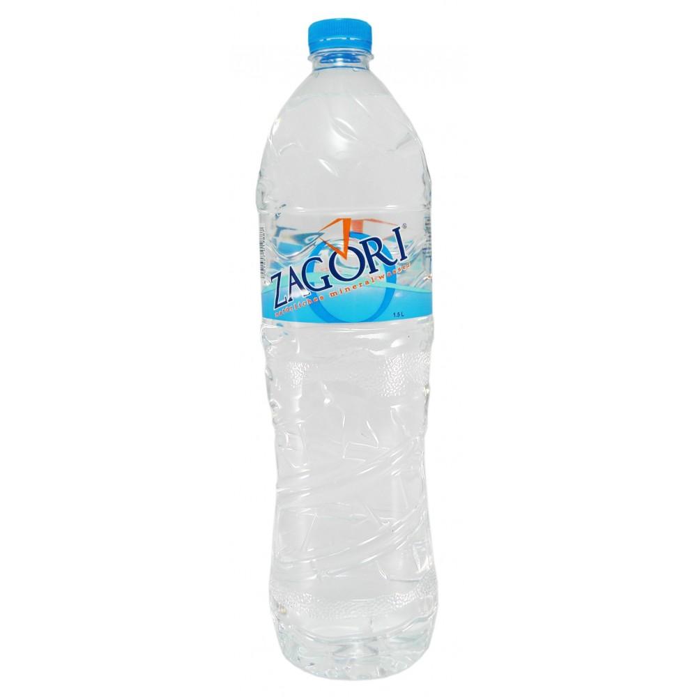 Zagori Mineralwasser 1,5L