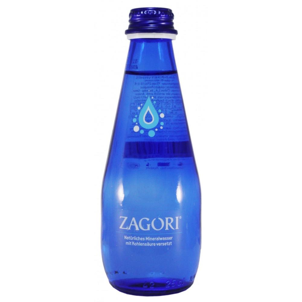 Zagori Mineralwasser Fizzy 0,25L