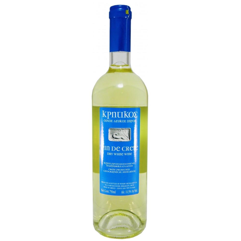 Vin De Crete Weißwein 0,75 Liter
