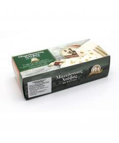 Makedonikos Halvas mit Erdnuss 400g