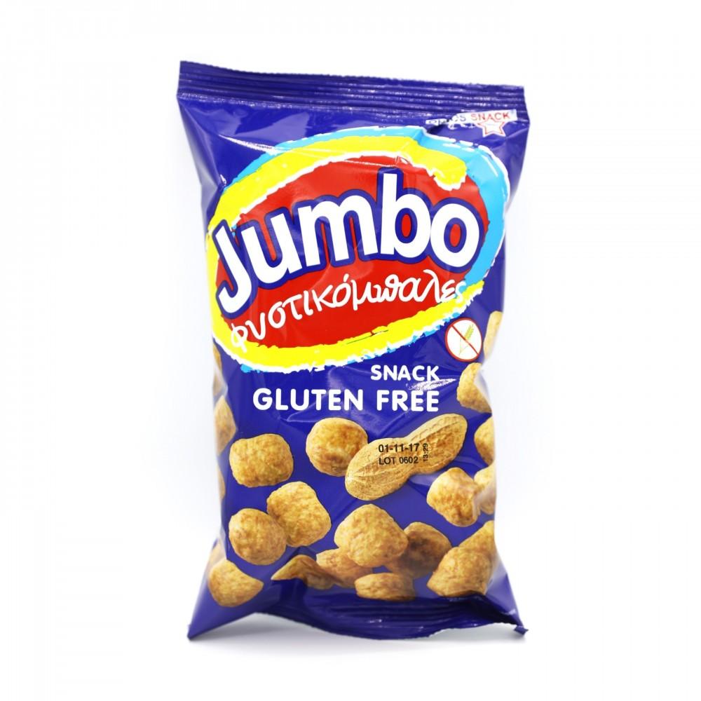 Jumbo Erdnussbällchen 45gr