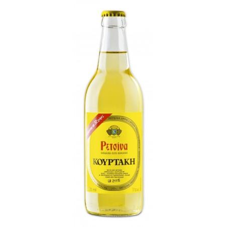 Retsina Kourtaki 0,5 Liter