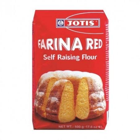 Mehl Farina Rot