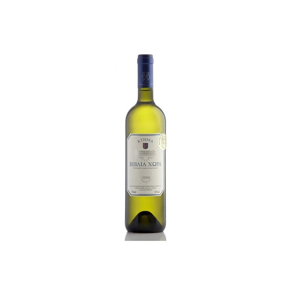 Biblia Chora Weißwein 0,75 Liter