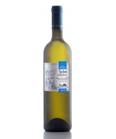 1038 Techni Oinou  Techni Alipias Weißwein 0,75 Liter