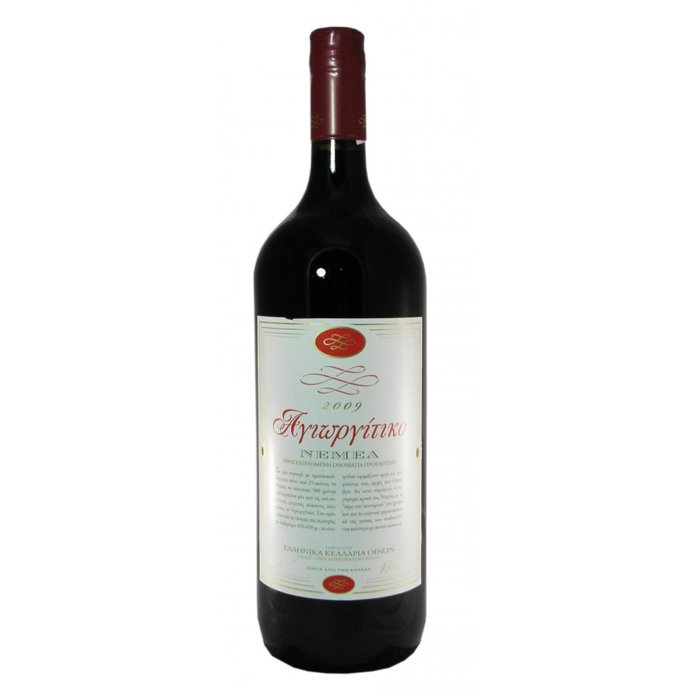 2800 D. Kourtakis S.A.  Agiorgitiko Nemea Kourtakis 1,5 Liter