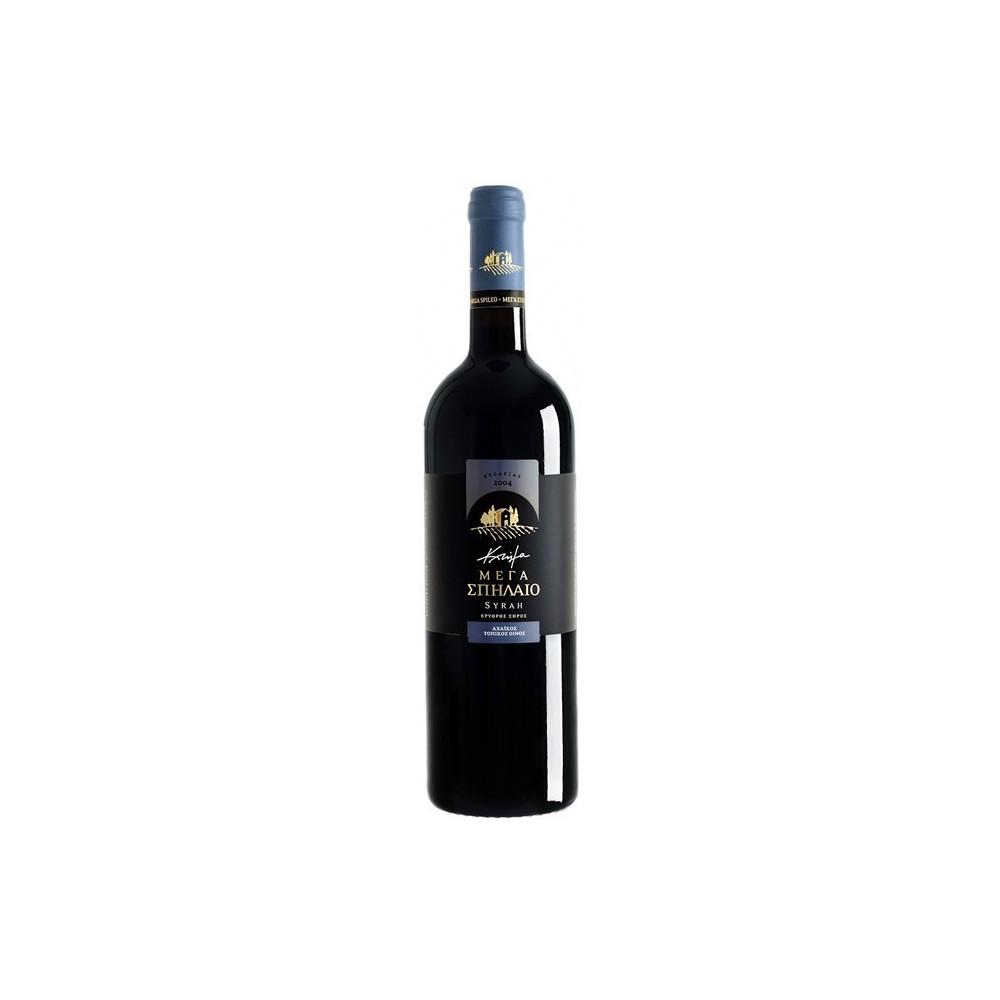 3015 Cavino  Mega Spileo Syrah 0,75 Liter