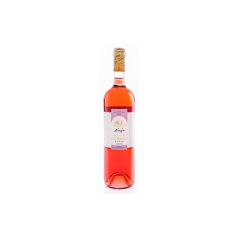 3211 Cavino  Mega Spileo Roséwein 0,75 Liter