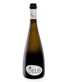 3021 Cavino  Deus Naturschaumwein Weißwein 0,75 Liter