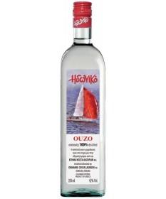 3789 Domaine Costa Lazaridi  Ouzo Idoniko 40% 0,2 L