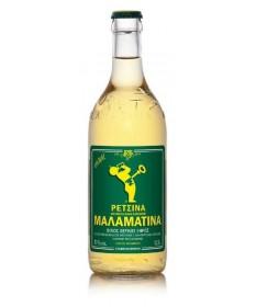 1260 Malamatina  Retsina Malamatina 0,5 Liter