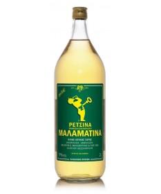 1262 Malamatina  Retsina Malamatina 2 Liter