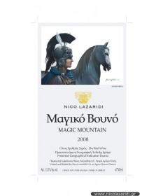 1290 Nico Lazaridi  Magiko Vouno Rotwein 0,75 Liter