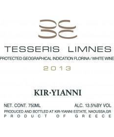 2001 Kir Yianni  Tesseris Limnes 0,75 Liter