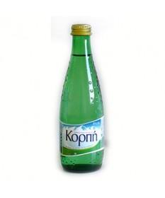 2573 Nestle Hellas  Korpi Mineralwasser mit Kohlensäure 0,33L