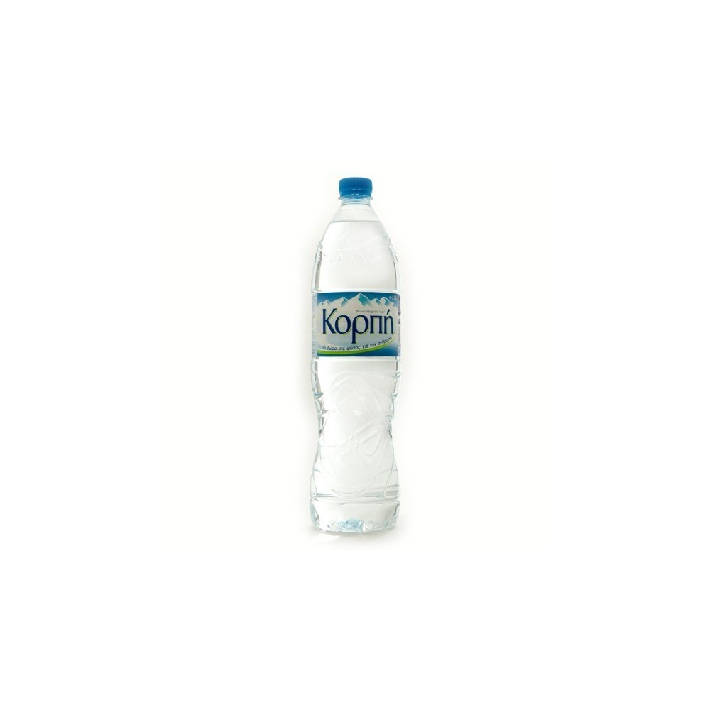 1795 Nestle Hellas  Korpi Stilles Mineralwasser 1,5L