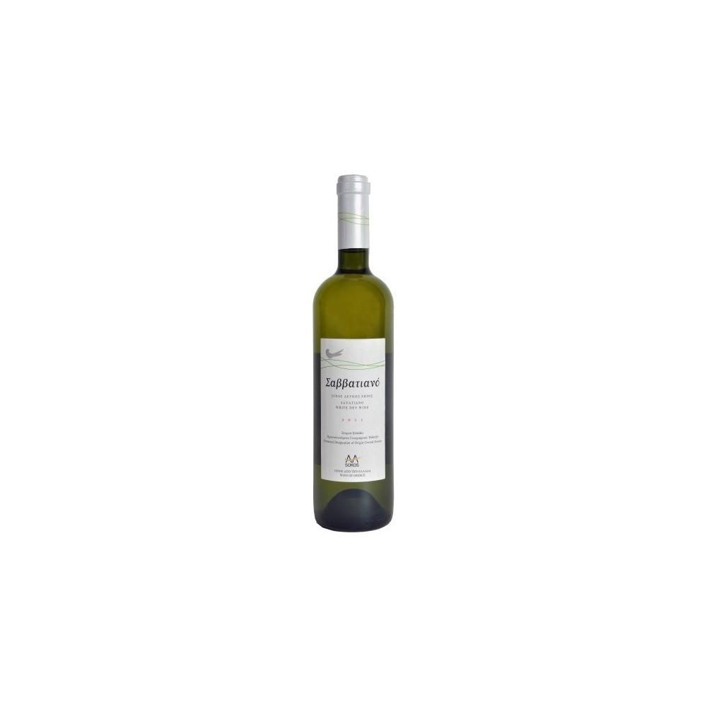 1556 Sokos Winery  Savatiano Sokos 0,75 Liter