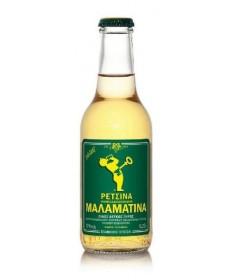 1102 Malamatina  Retsina Malamatina 0,25 Liter