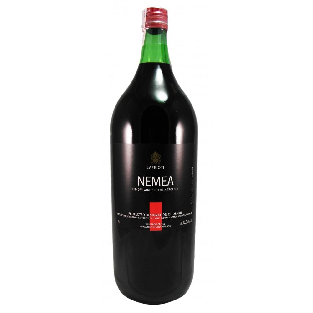 1215 Lafkiotis Winery S.A.  Agioritiko Lafkioti 2 Liter