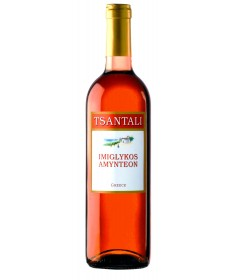 1580 Tsantali  Imiglykos Amynteon Rosé 0,75 Liter
