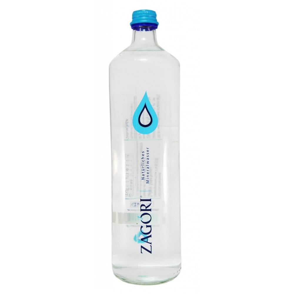 2954 Chitos S.A. Zagori  Zagori Mineralwasser 1L