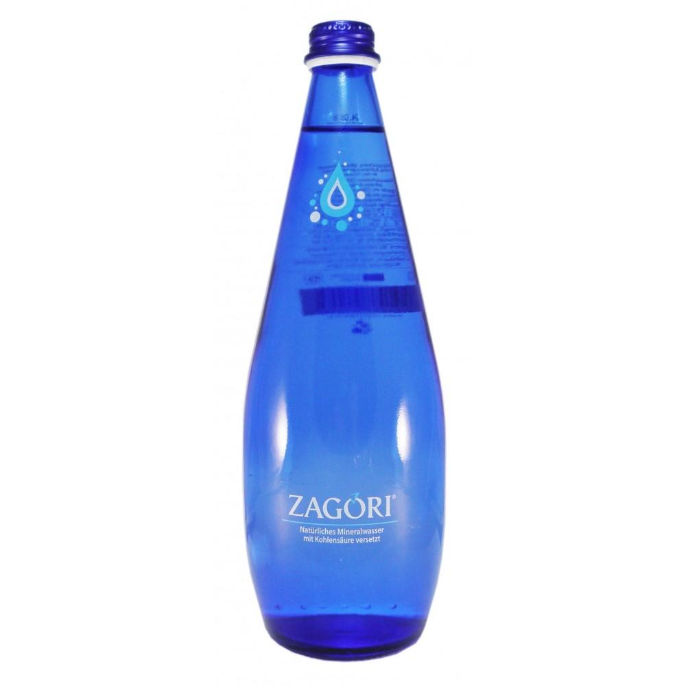 Zagori Mineralwasser Fizzy 0 75l