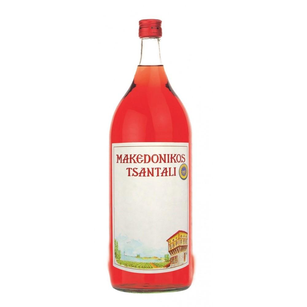 1272 Tsantali  Makedonikos Rosé 2 Liter