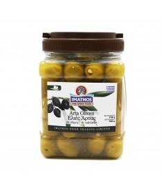 5109 IMATHOS  Arta Oliven gefüllt mit Mandeln