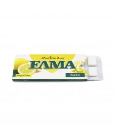 5281 ELMA  ELMA Zitrone Mastix-Kaugummi