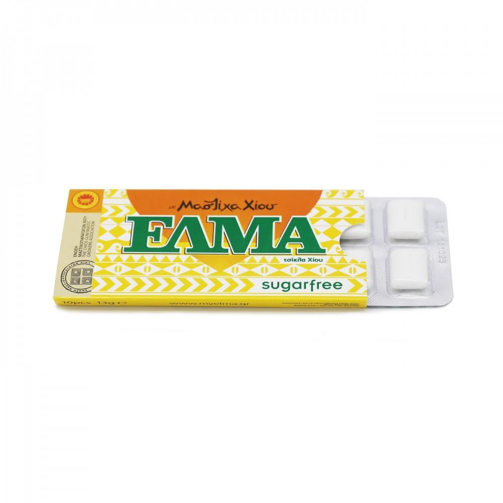 5283 ELMA  ELMA Classic Zuckerfrei Mastix-Kaugummi