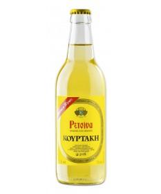 2115 D. Kourtakis S.A.  Retsina Kourtaki 0,5 Liter