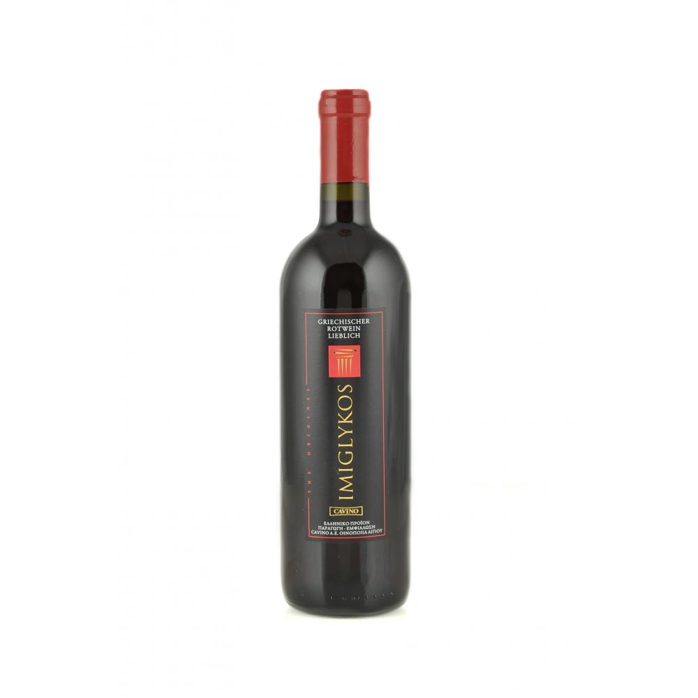 2948 Cavino  Cavino Imiglikos Rotwein 0,75 Liter
