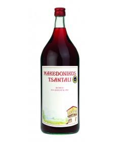 1280 Tsantali  Makedonikos Rotwein 2 Liter