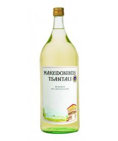 1256 Tsantali  Makedonikos Weißwein 2 Liter