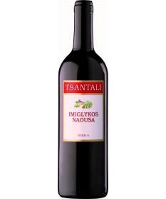 1119 Tsantali  Imiglykos Naousa Rotwein 0,75 Liter