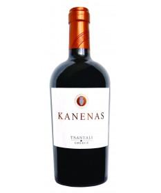 1754 Tsantali  Kanenas Rotwein 0,75 Liter