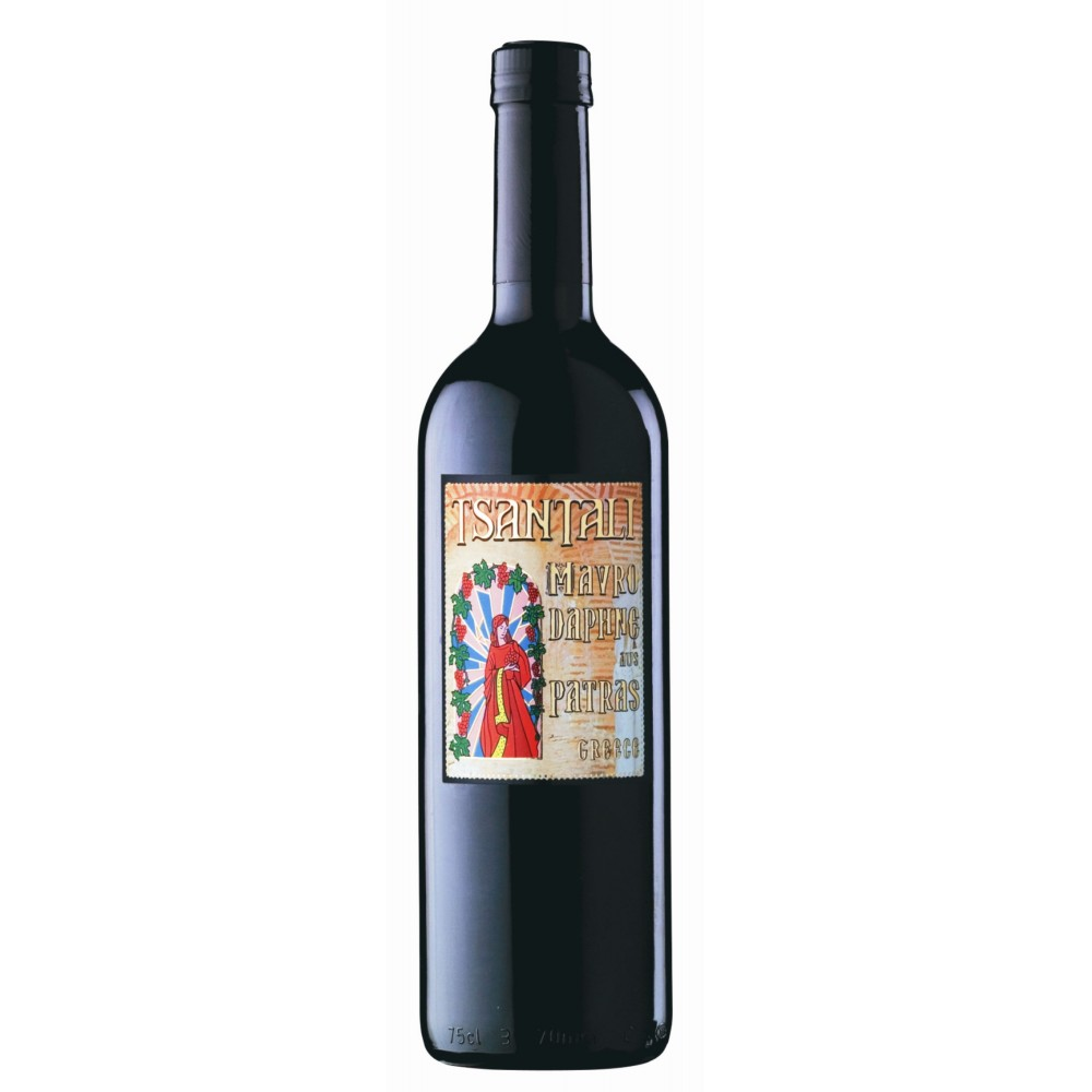 1257 Tsantali  Mavrodaphne aus Patras 0,75 Liter