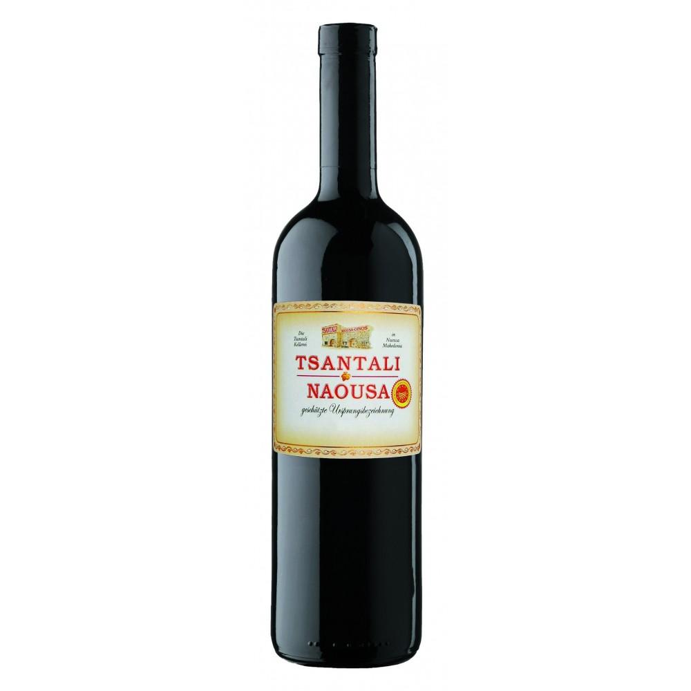 1293 Tsantali  Naousa Tsantali 0,75 Liter