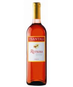 1868 Tsantali  Retsina Rosé 0,75 Liter