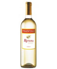 1384 Tsantali  Retsina Tsantali 0,75 Liter