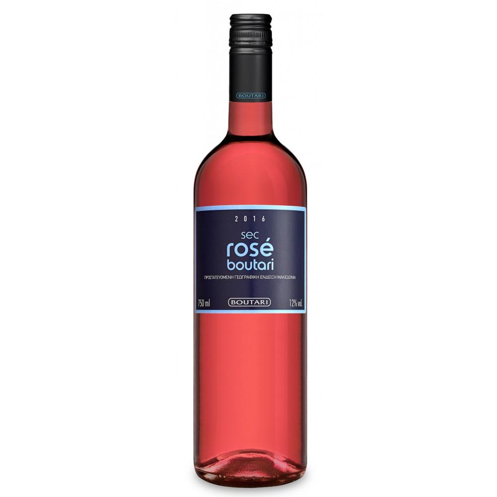 1403 Boutari Winery S.A.  Rosé Sec 0,75 Liter