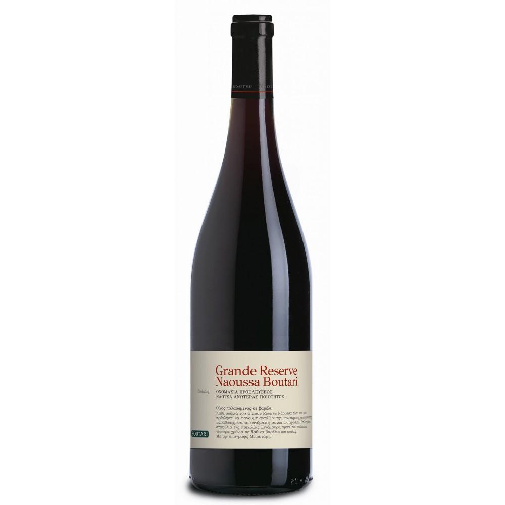 1780 Boutari Winery S.A.  Boutari Naoussa Grande Reserve 0,75 Liter