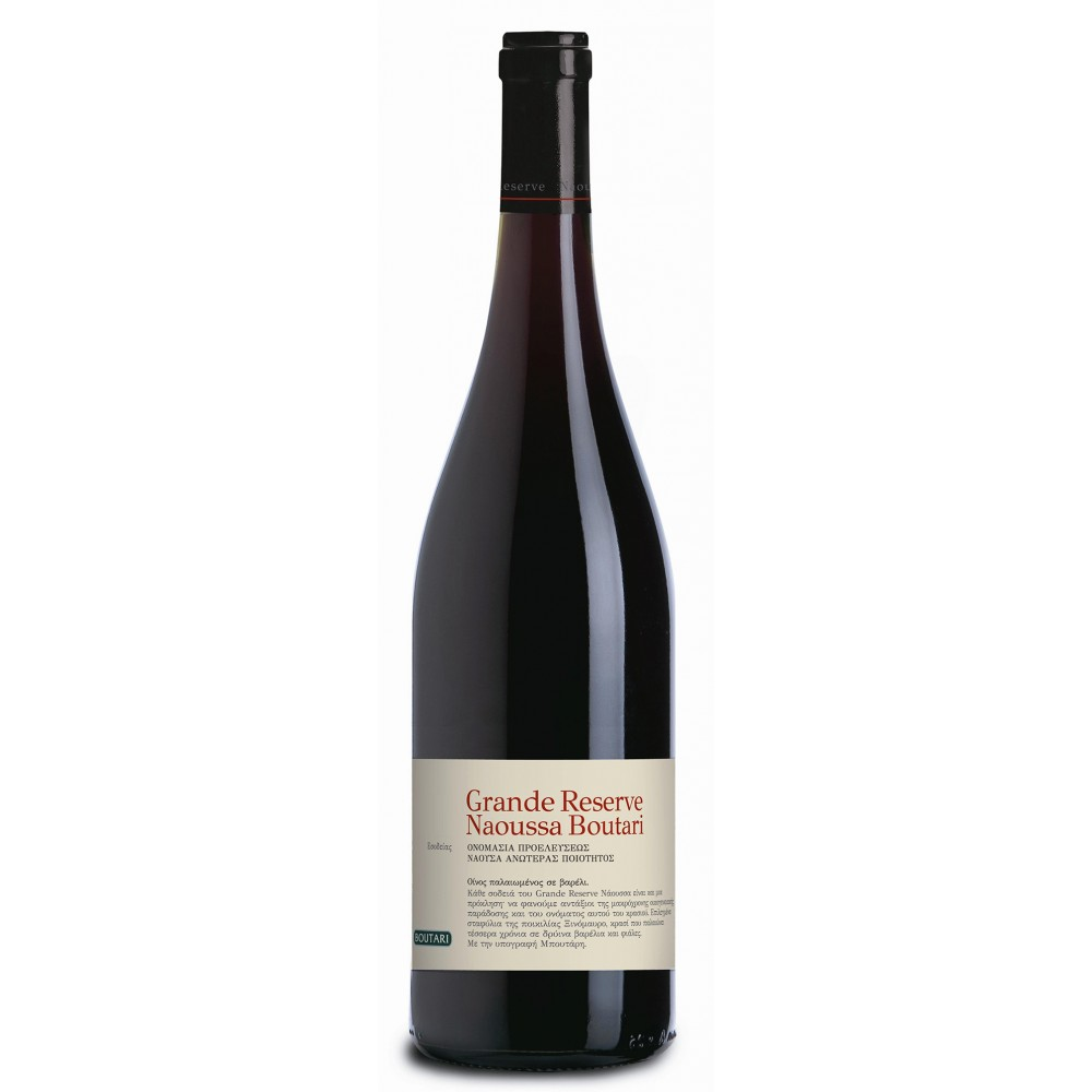 1780 Boutari Winery S.A.  Grande Reserve Naoussa 0,75 Liter