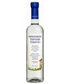 1836 Tsantali  Tsipouro Makedoniko mit Anis 0,5 Liter