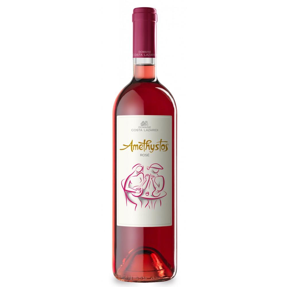1604 Domaine Costa Lazaridi  Amethystos Rosé 0,75 Liter