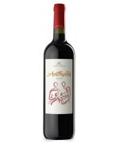 1018 Domaine Costa Lazaridi  Amethystos (Rouge) Rotwein 0,75 Liter