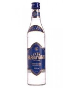 2239 Barbayannis  Barbayannis Ouzo Blau 43% 0,7L
