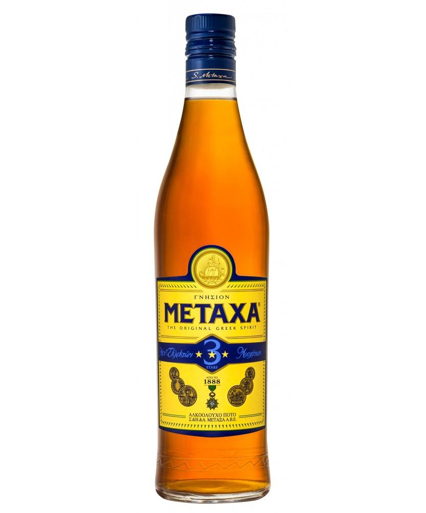 3320 Metaxa  Metaxa 3 Sterne 1L